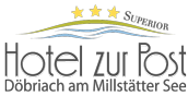 Hotel zur Post in Döbriach am Millstättersee