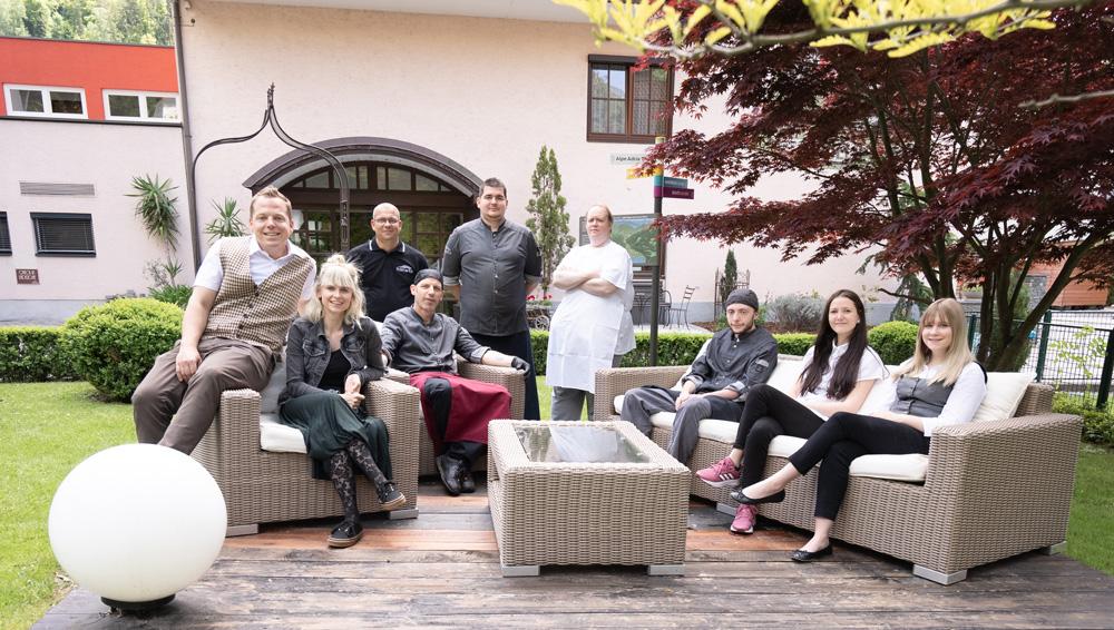 Hotel zur Post Gastgeber / Team